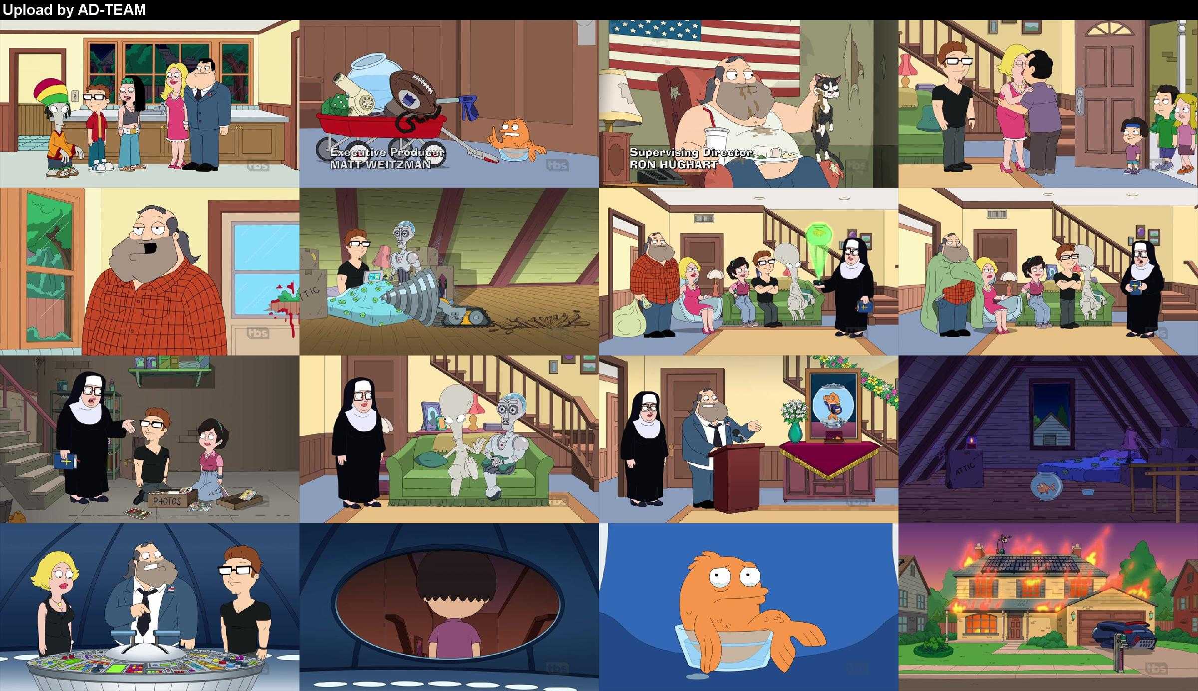 American Dad S15e18 Webrip X264 tbs | Free eBooks Download