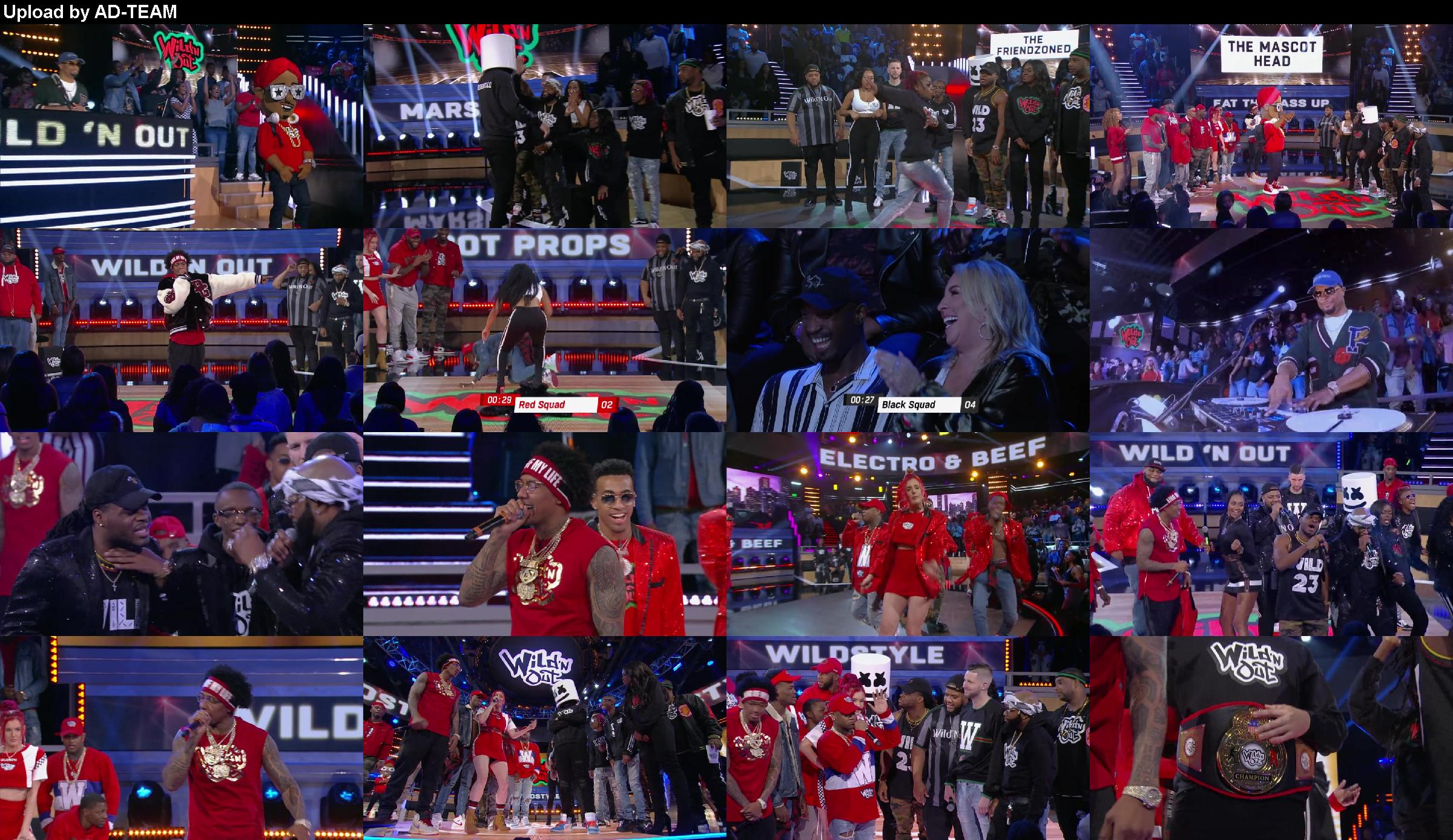 Nick Cannon Presents Wild N Out S13e29 Marshmello And Sherrie Silver Web X264-cook...