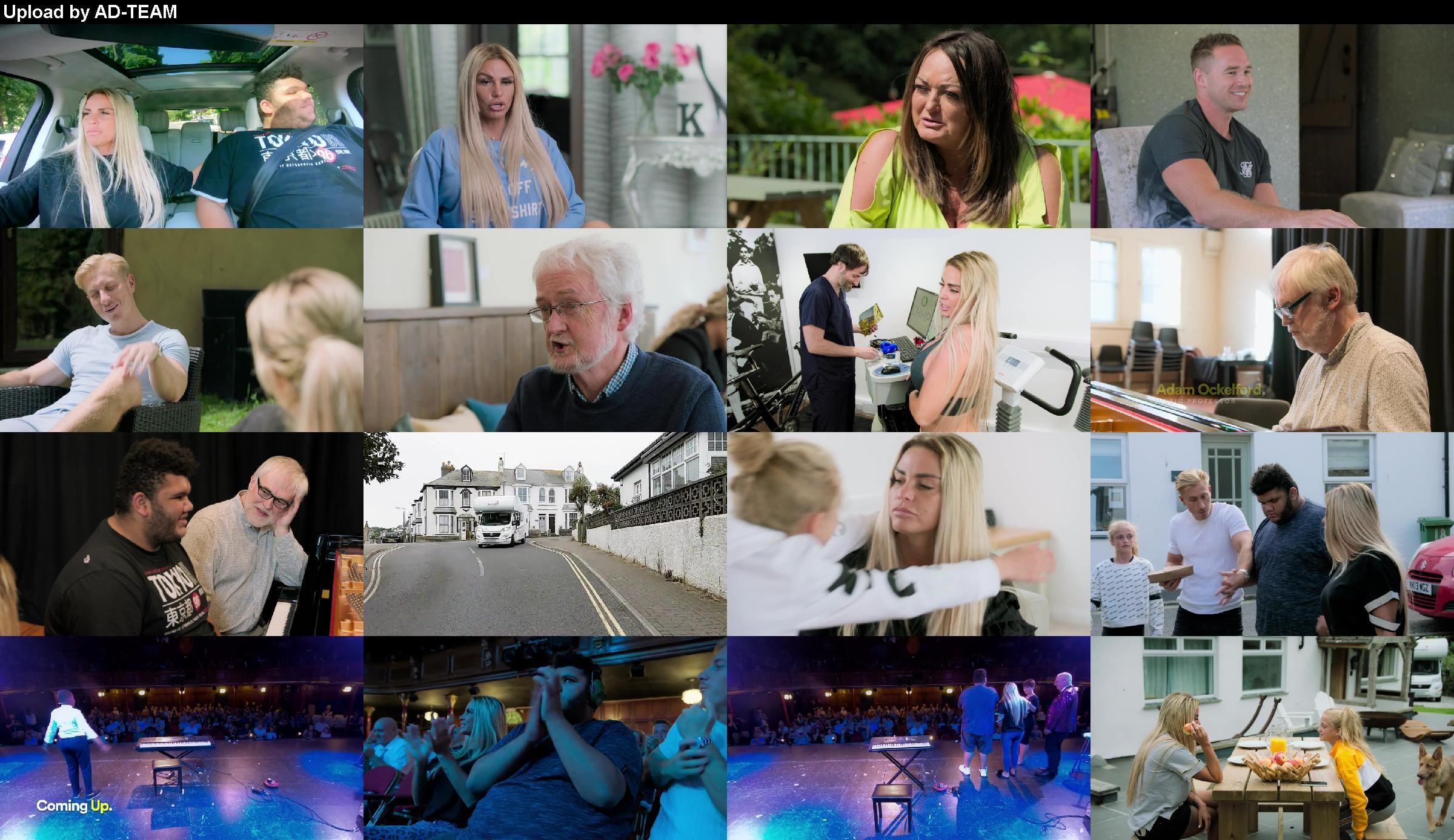 Katie Price My Crazy Life S03e08 Family Affair Web X264-gimini