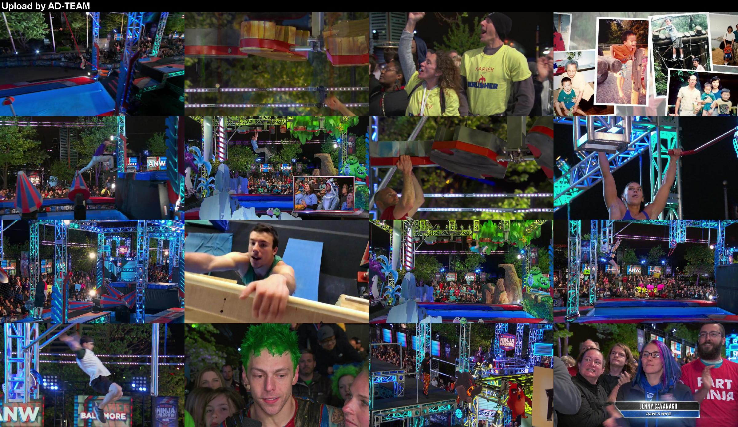 American Ninja Warrior S11e11 Web X264-trump