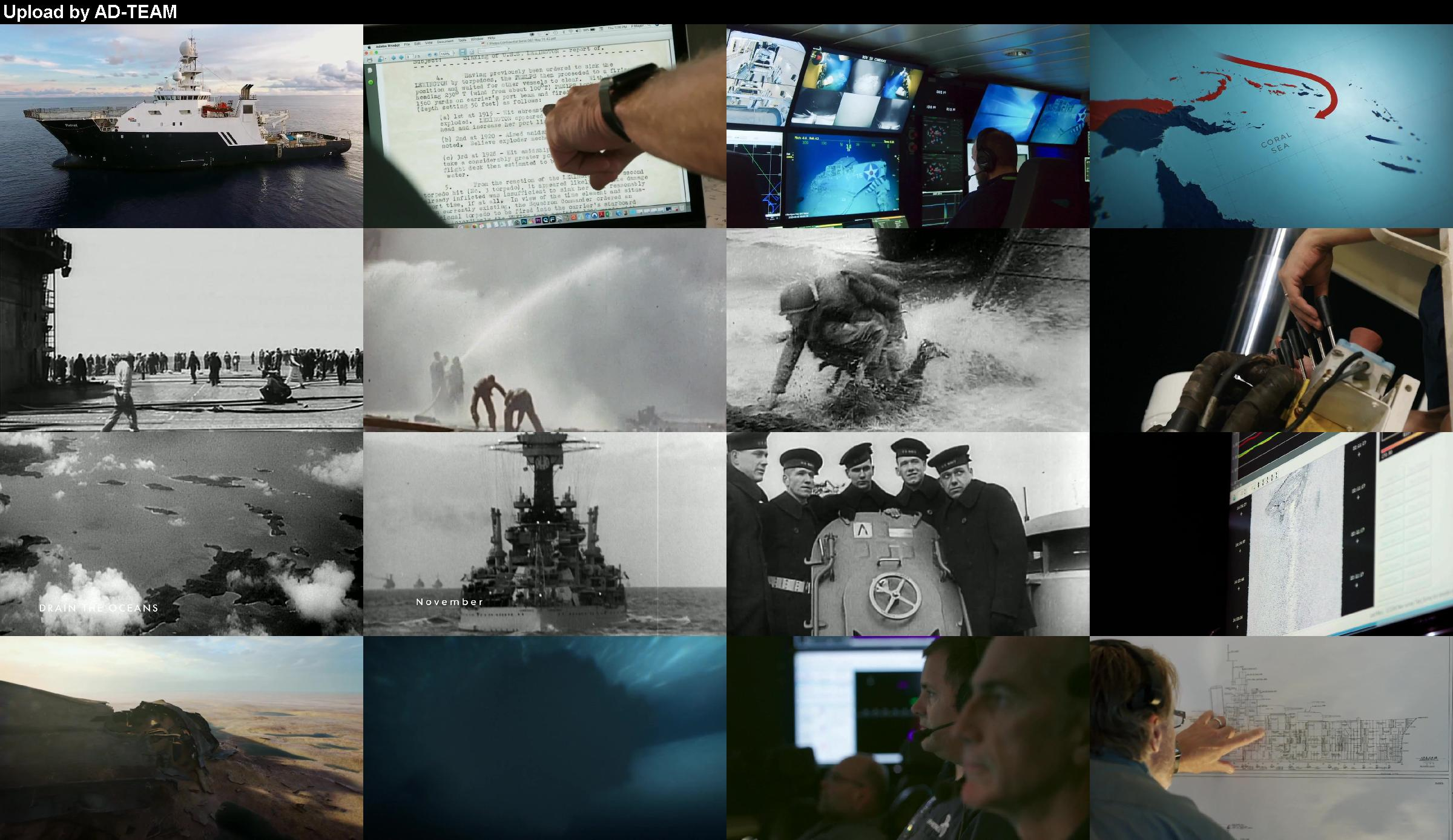Drain The Oceans S02e08 Pacific War Megawrecks 720p Webrip X264-caffeine