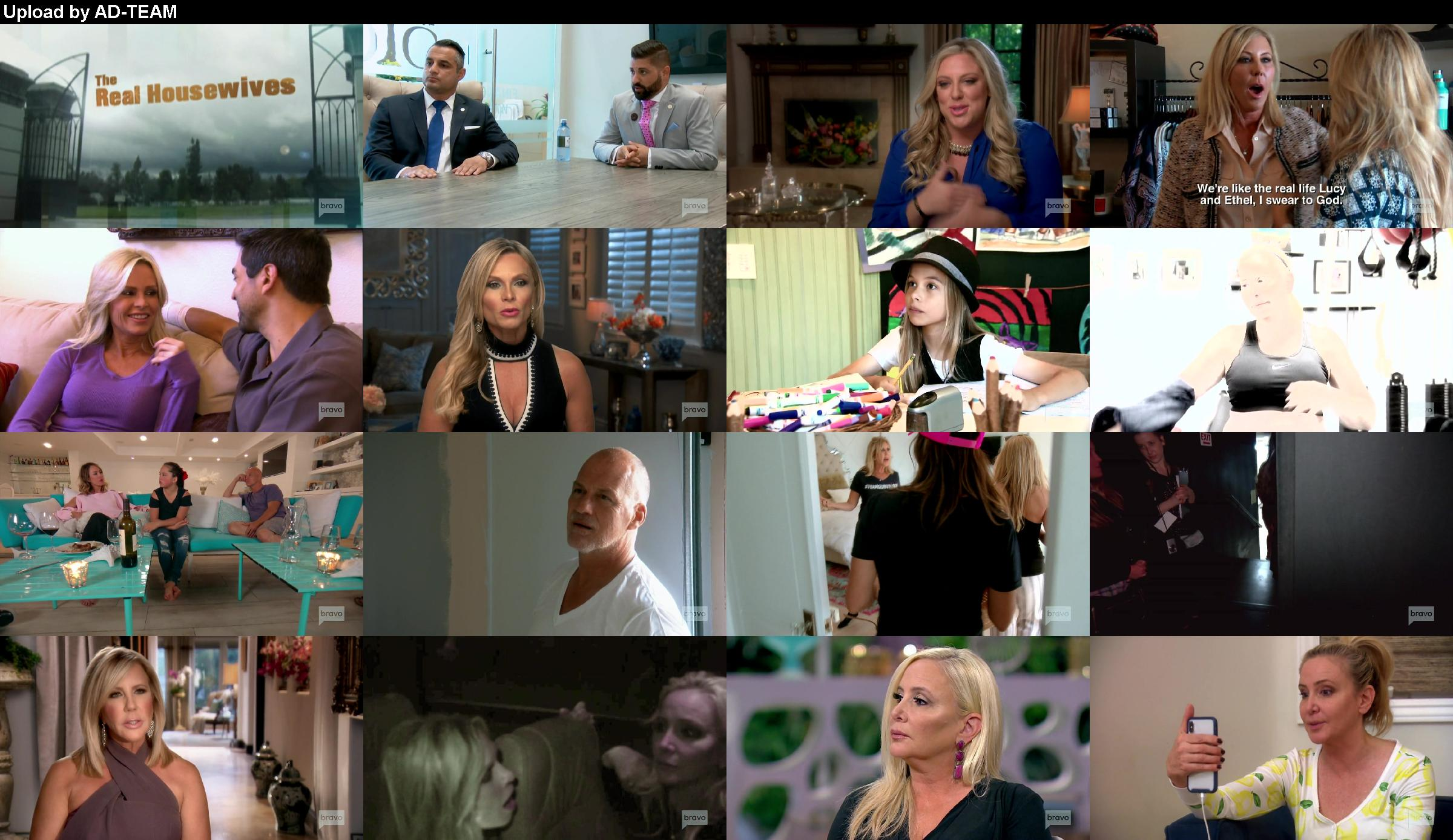 The Real Housewives Of Orange County S14e00 How They Got Here (2019) 720p Web X264...