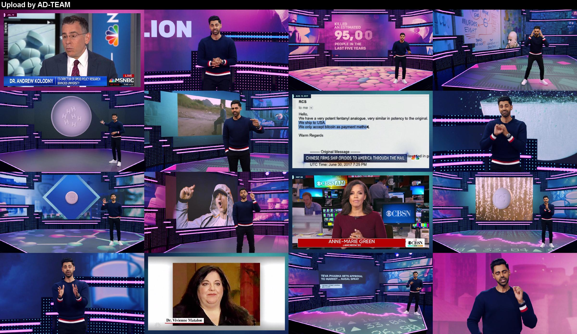 Patriot Act With Hasan Minhaj S04e02 720p Web X264-phenomenal