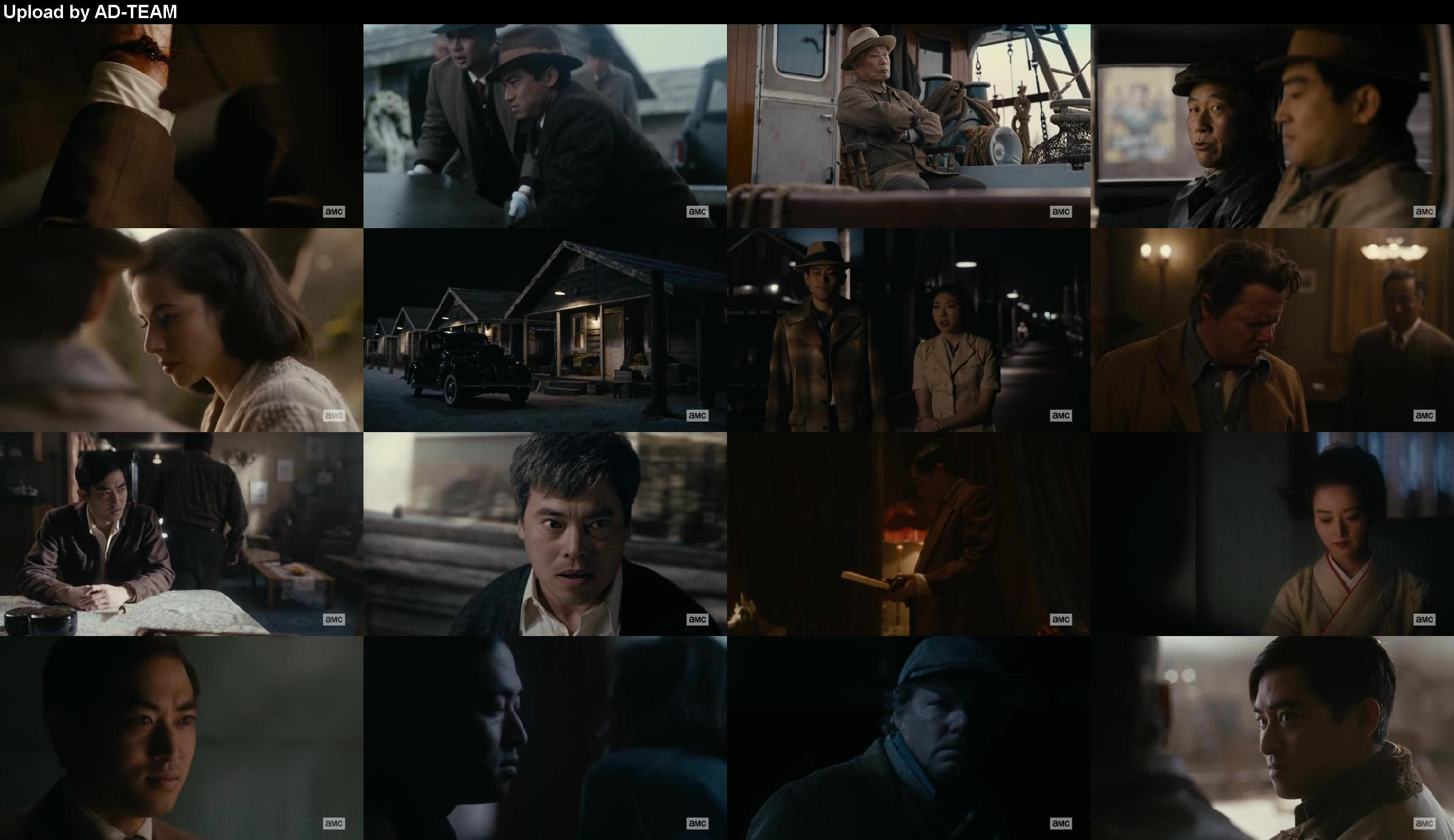 The Terror S02e01 Infamy A Sparrow In A Swallows Nest Xvid-afg