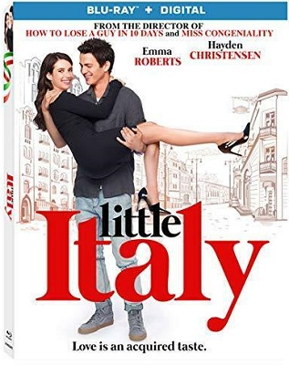 Little Italy - Pizza, Amore E Fantasia (2018) mkv HD 576p WEBDL ITA ENG Subs
