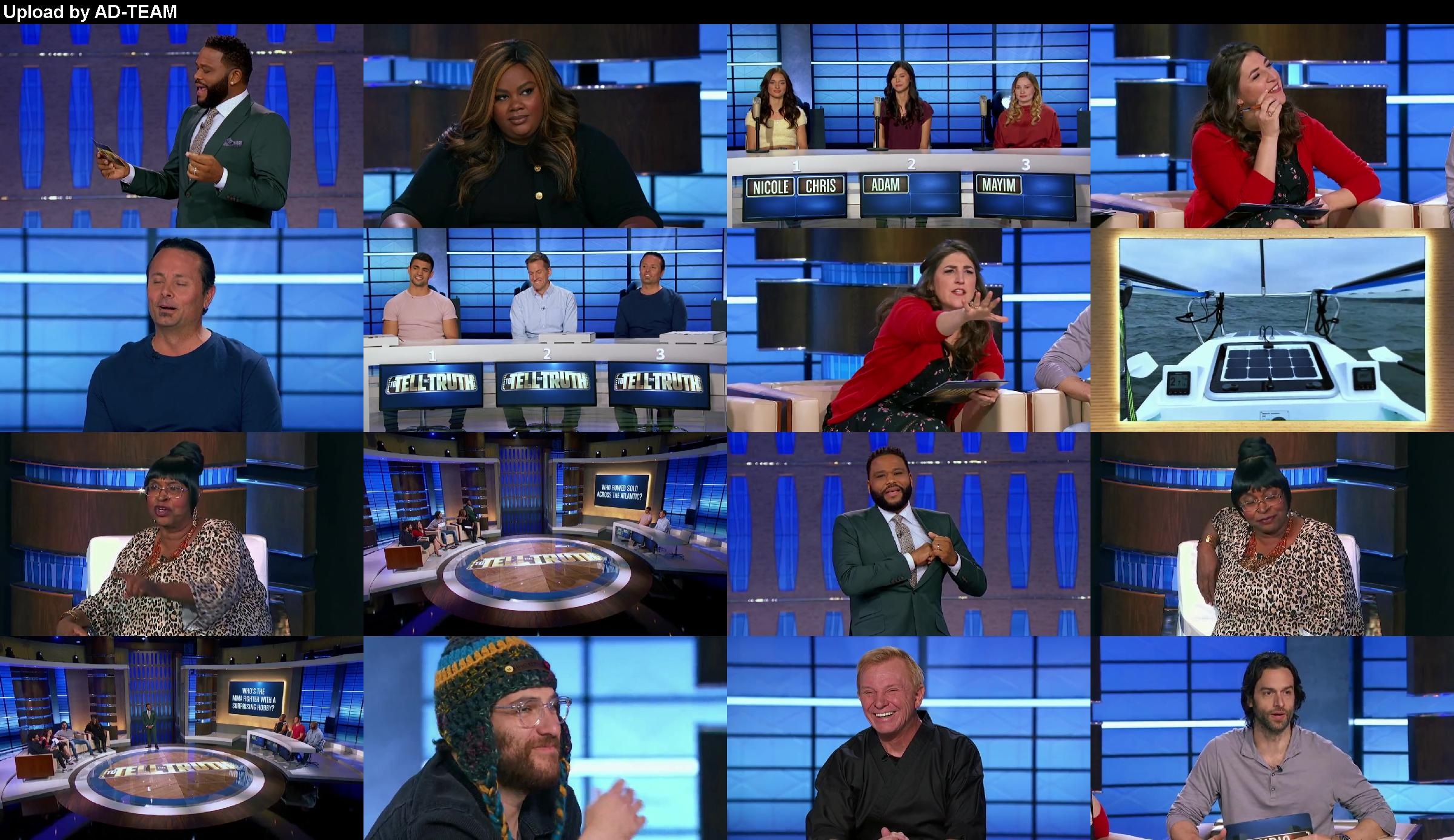 To Tell The Truth 2016 S04e09 Web X264-tbs