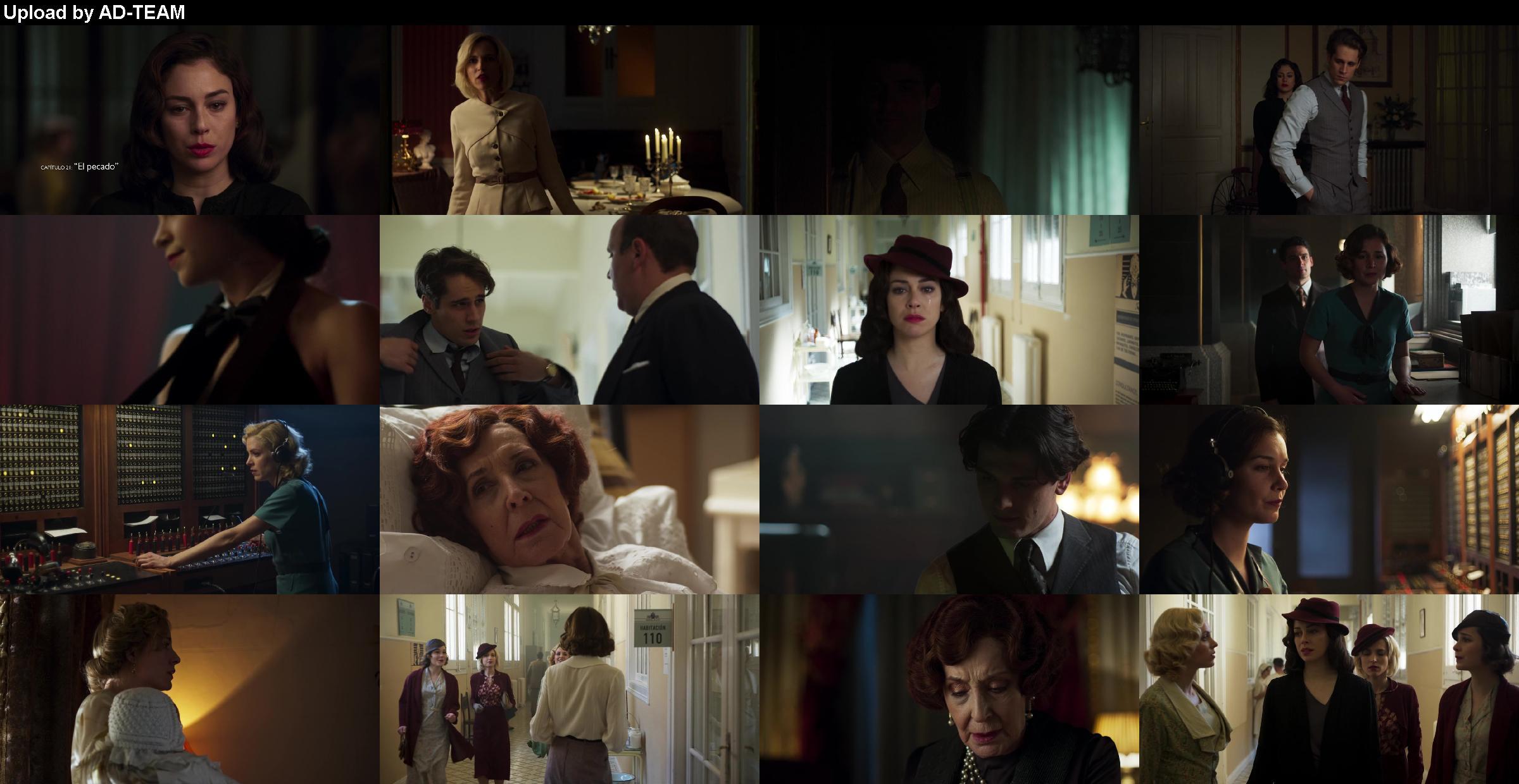 Cable Girls S03e05 720p Webrip X264-phenomenal