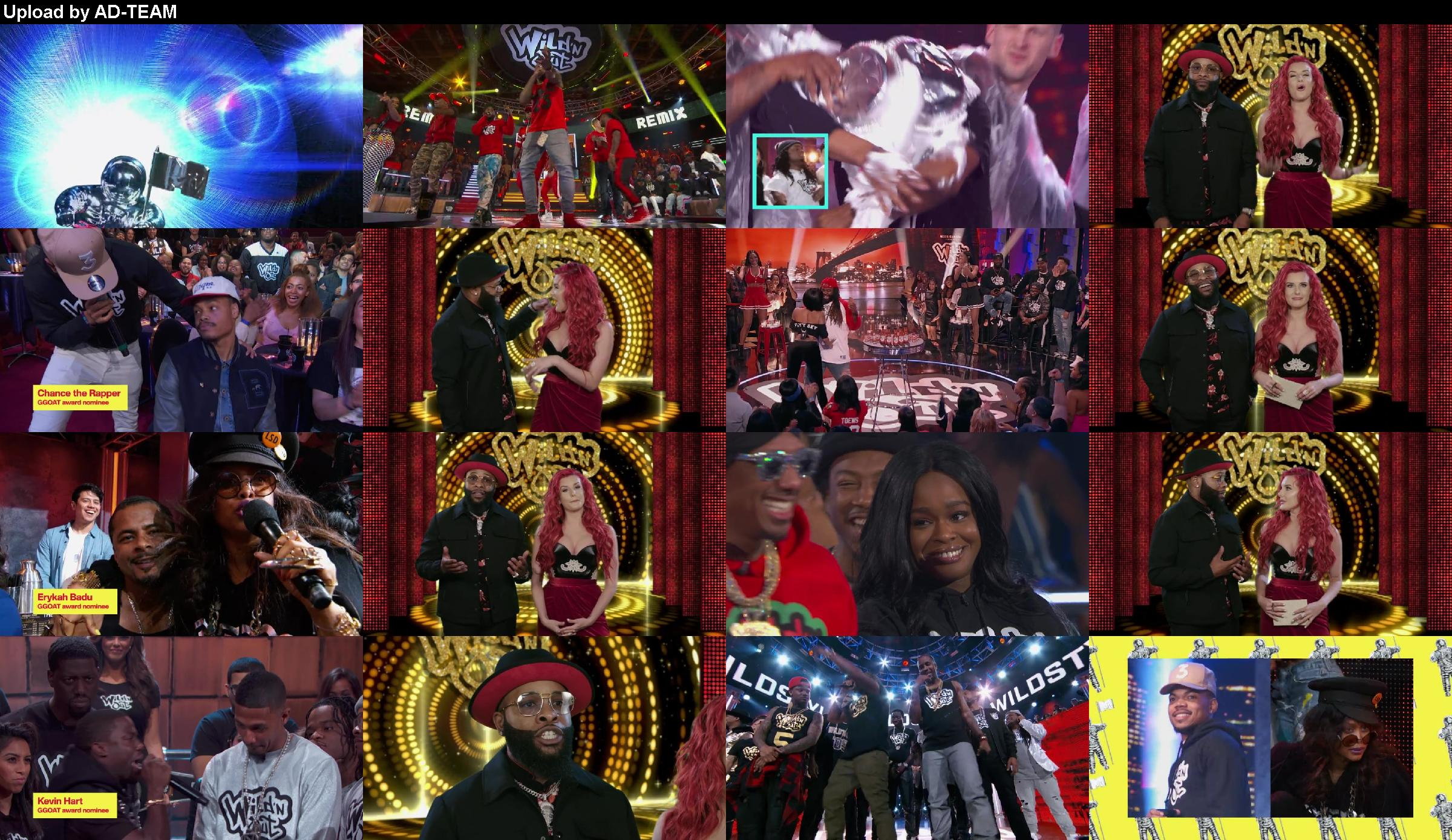 Nick Cannon Presents Wild N Out S14e00 Wildest Moments Awards A Vma Special Web X2...
