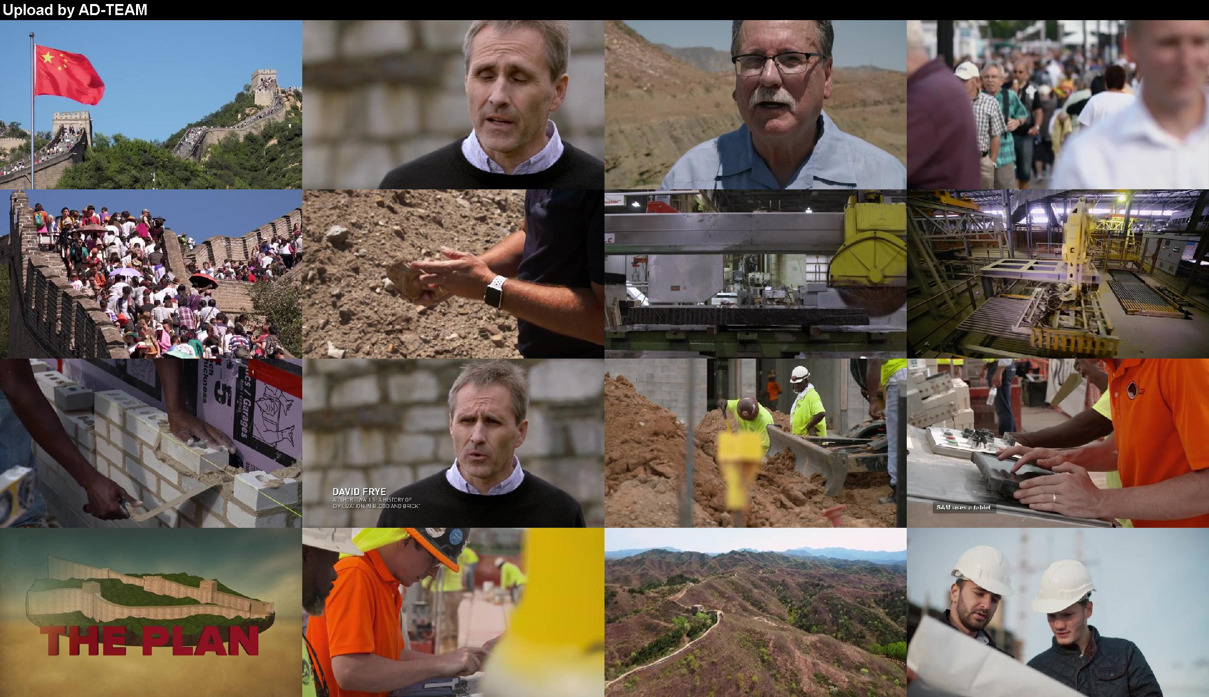 If We Built It Today S01e06 Secrets At The Great Wall Webrip X264-caffeine