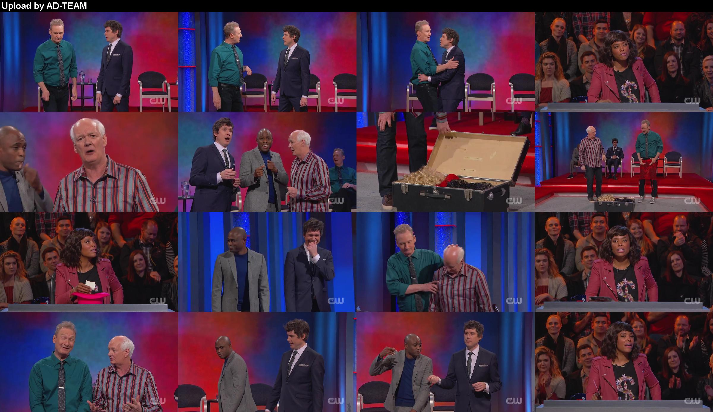Whose Line Is It Anyway Us S15e09 Web H264-tbs