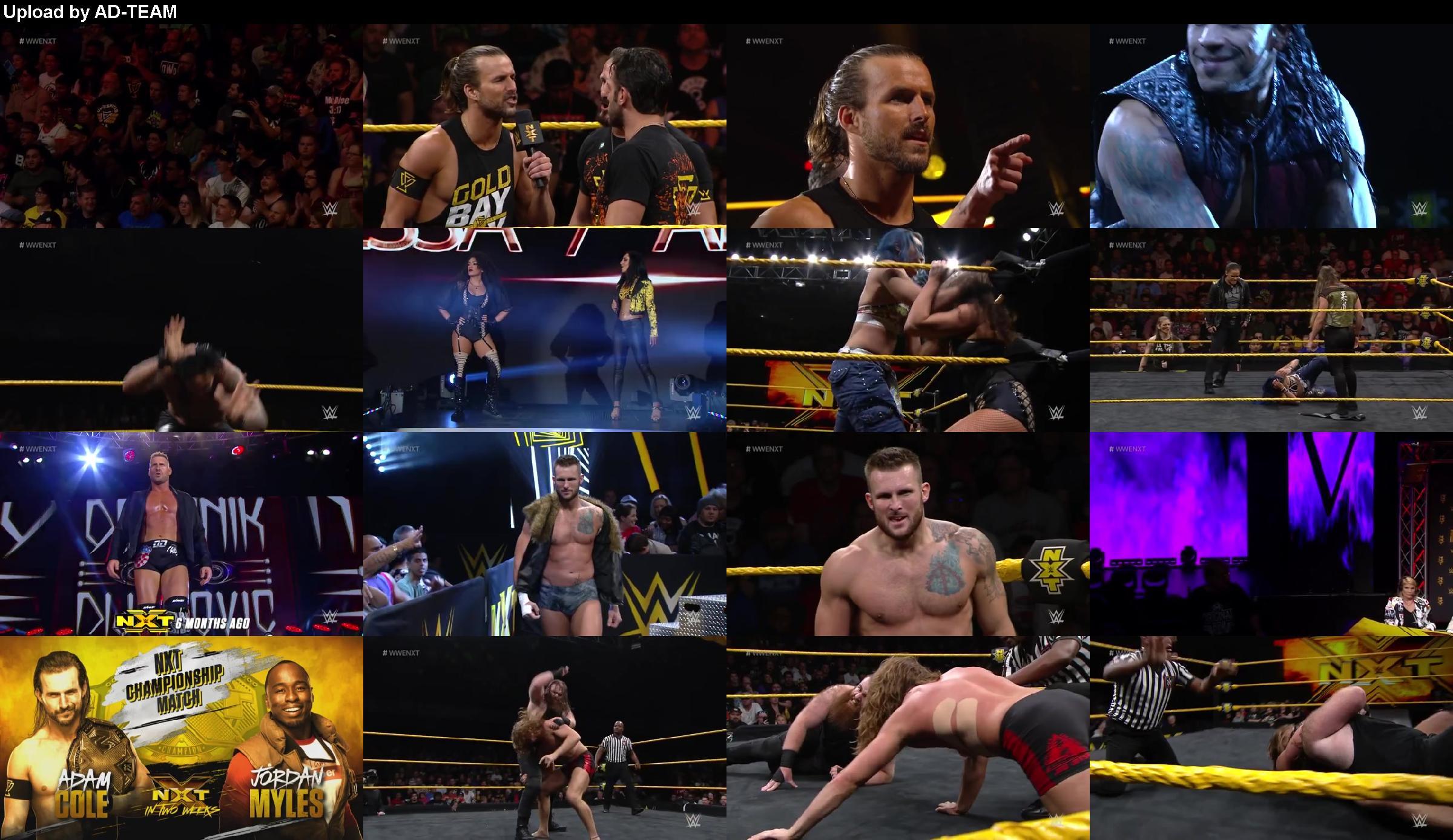 WWE NXT 2019 08 21 AAC MP4-Mobile