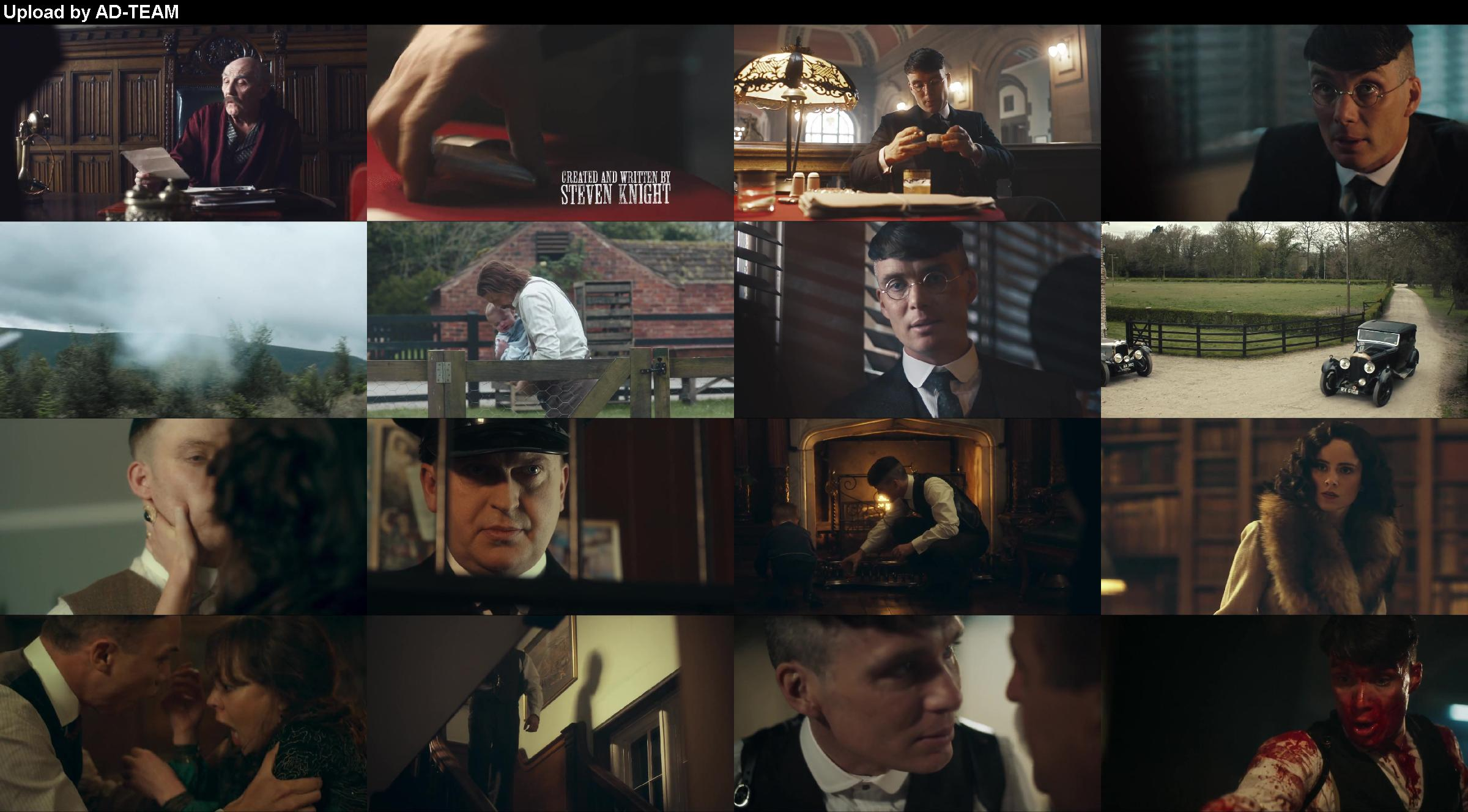 Peaky Blinders S04 Complete 720p Bluray X264 galaxytv
