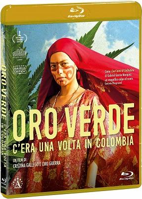 Oro Verde - C'Era Una Volta In Colombia (2018).mkv BluRay 576p AC3 iTA x264