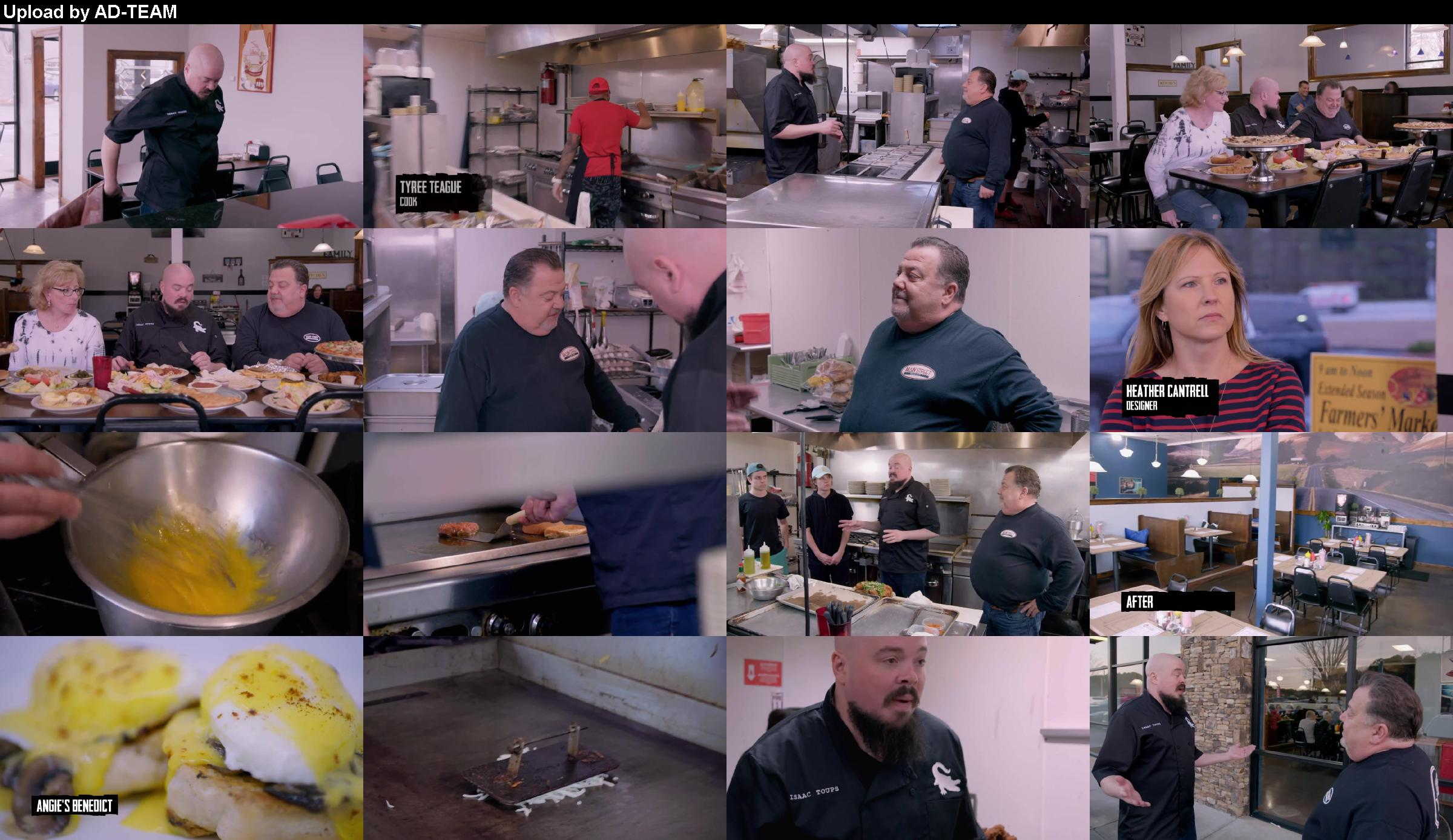 Kitchen Takeover S01e05 Nightmare On Main Street 720p Web X264-caffeine