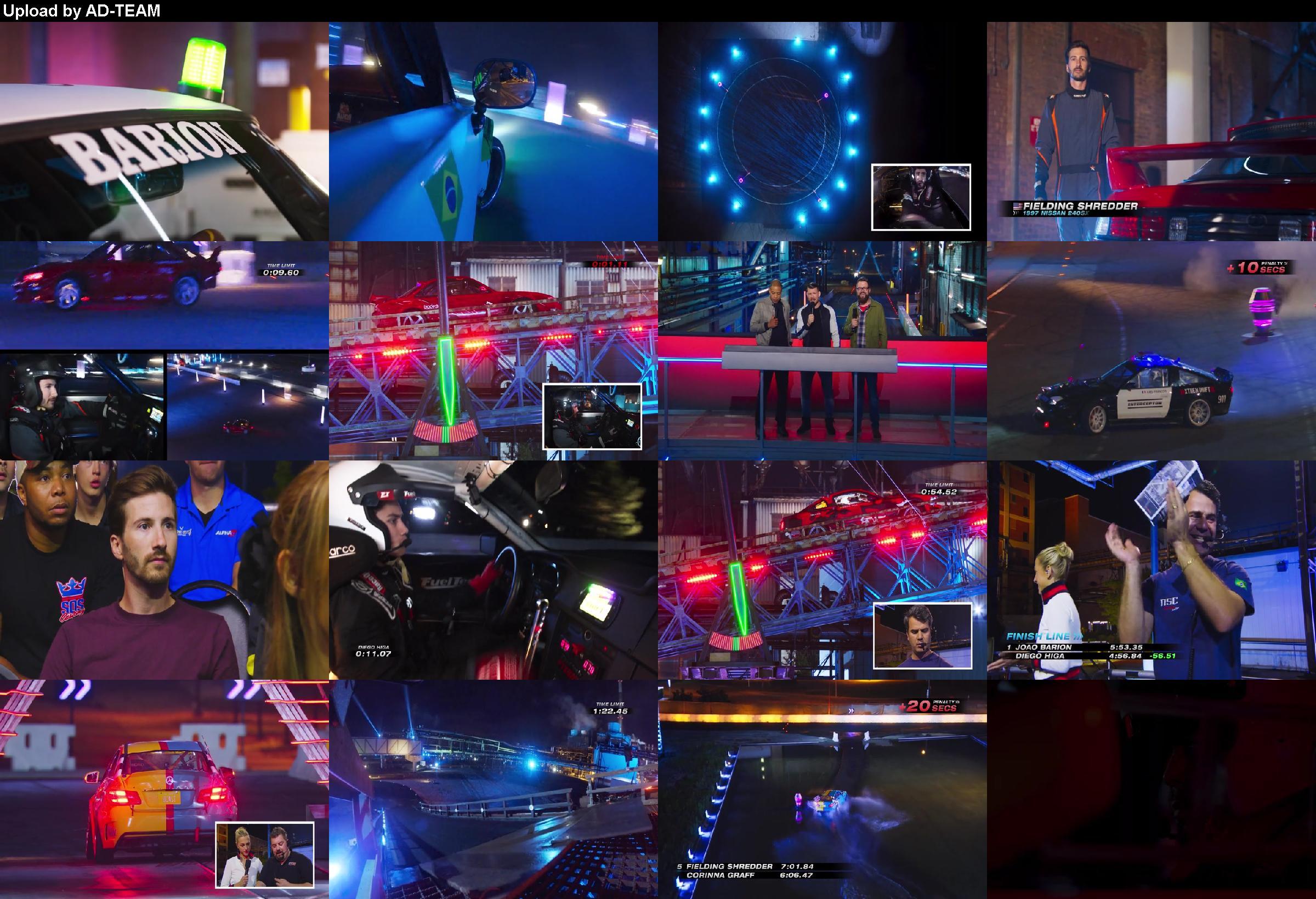 Hyperdrive 2019 S01e09 Web X264-webtube