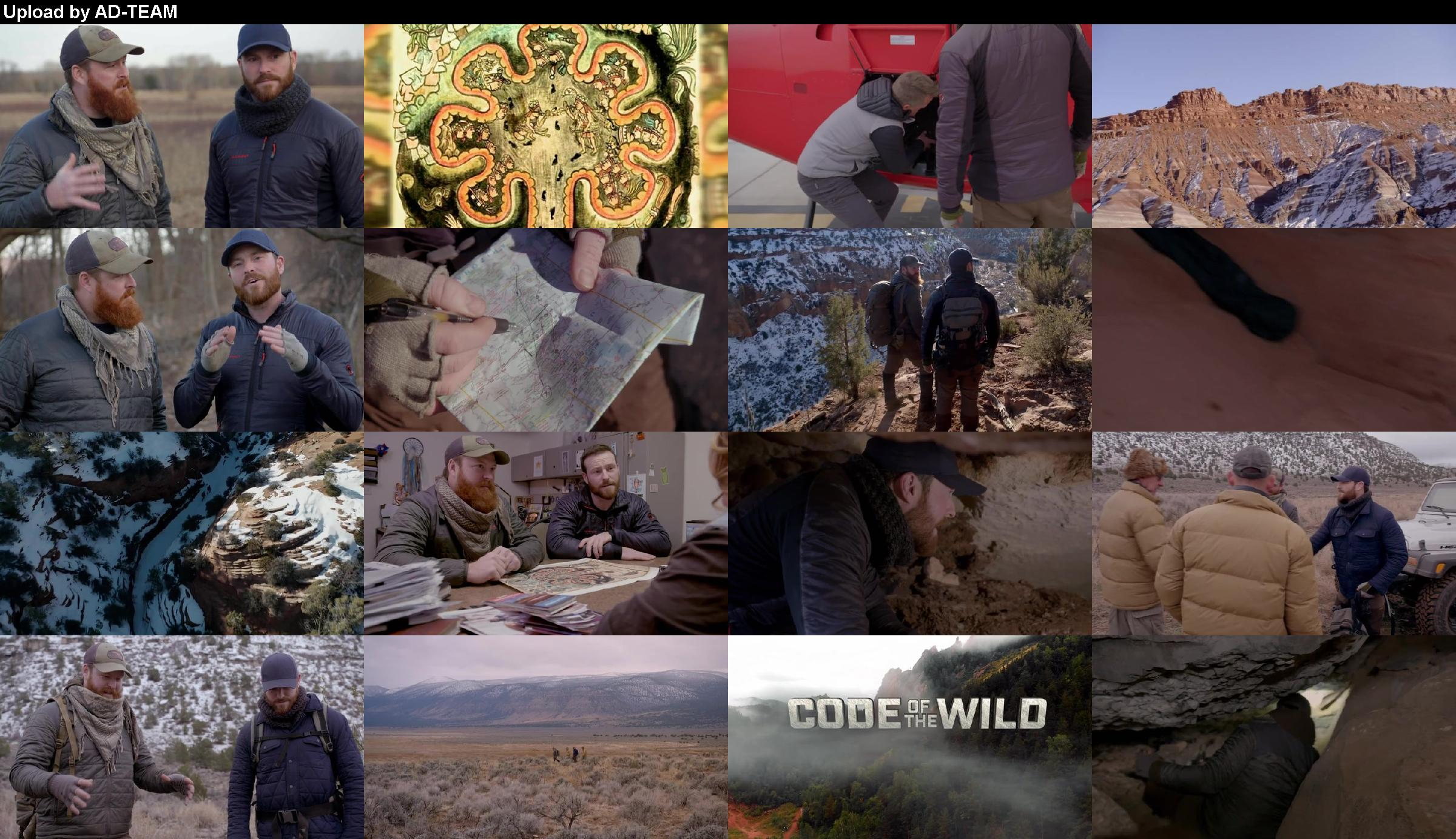 Code Of The Wild S01e05 Aztecs In America Webrip X264-caffeine