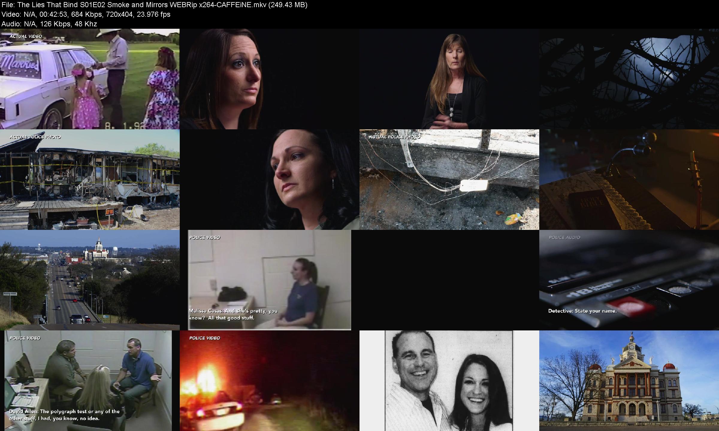 The Lies That Bind S01e02 Smoke And Mirrors Webrip X264-caffeine