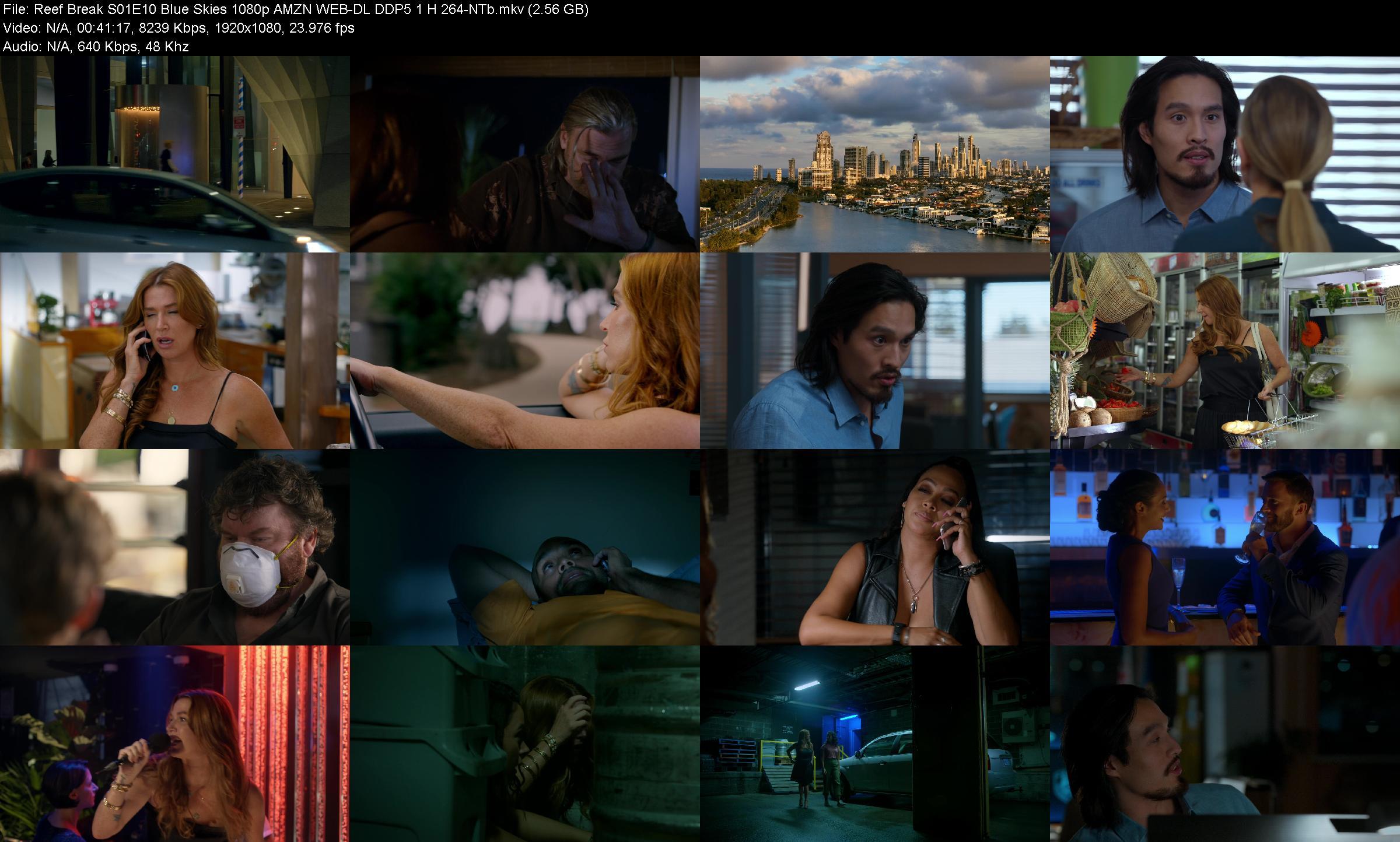 Reef Break S01E10 Blue Skies 1080p AMZN WEB-DL DDP5 1 H 264-NTb