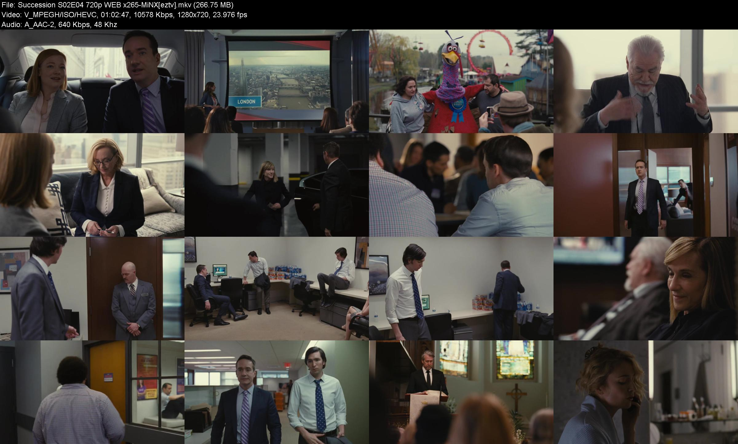 Succession S02E04 720p WEB x265-MiNX