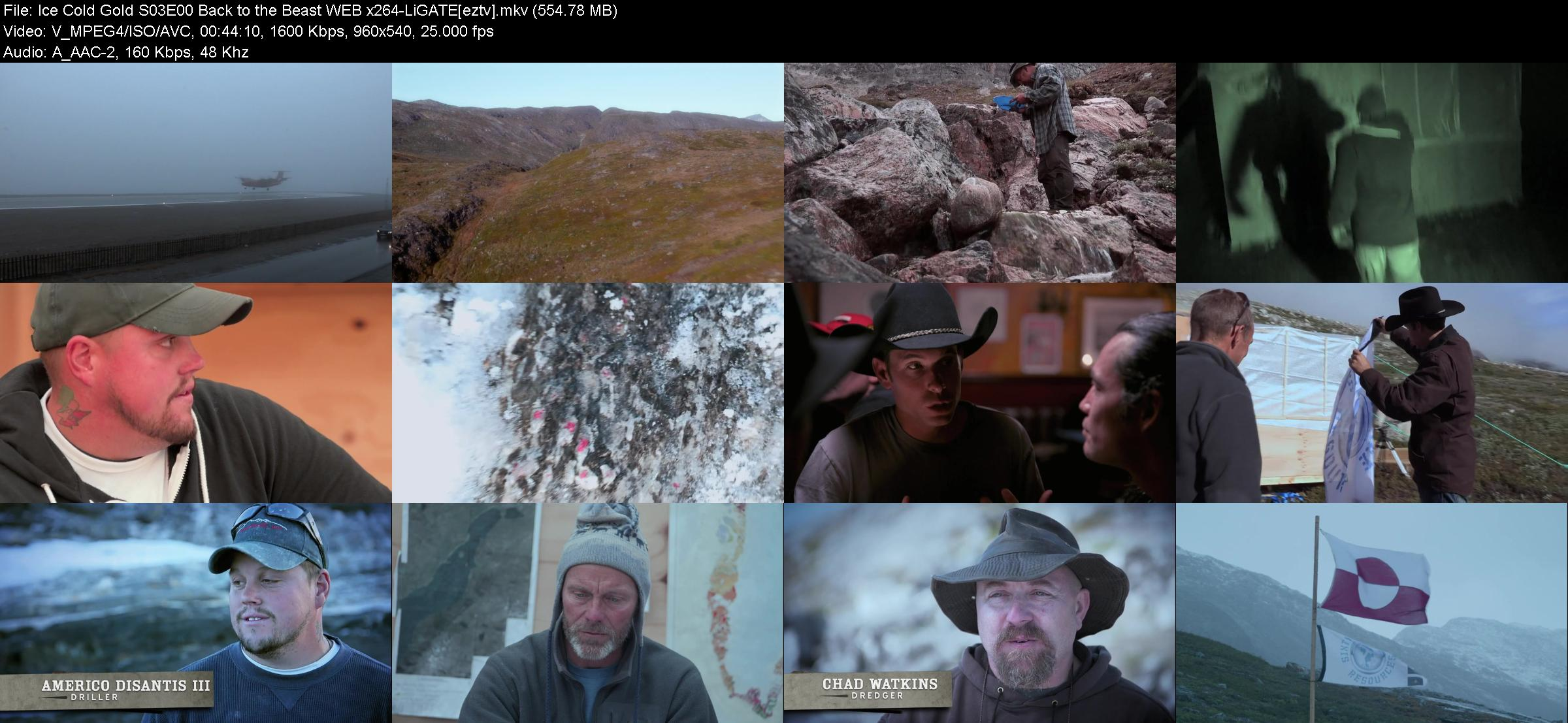 Ice Cold Gold S03E00 Back to the Beast WEB x264-LiGATE
