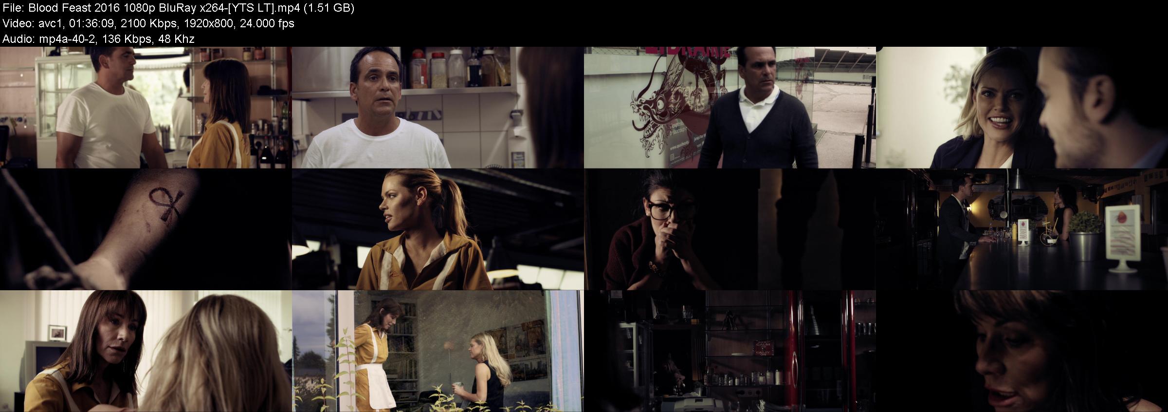 Blood Feast (2016) BluRay 1080p YIFY
