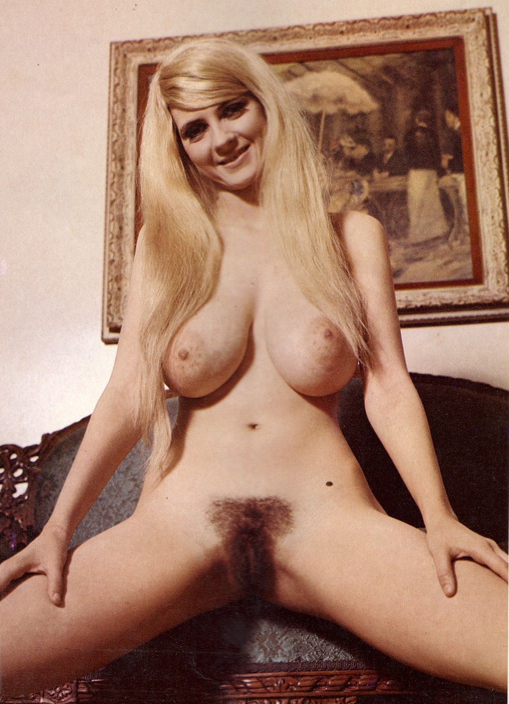 Janet Quist Retro Boobs