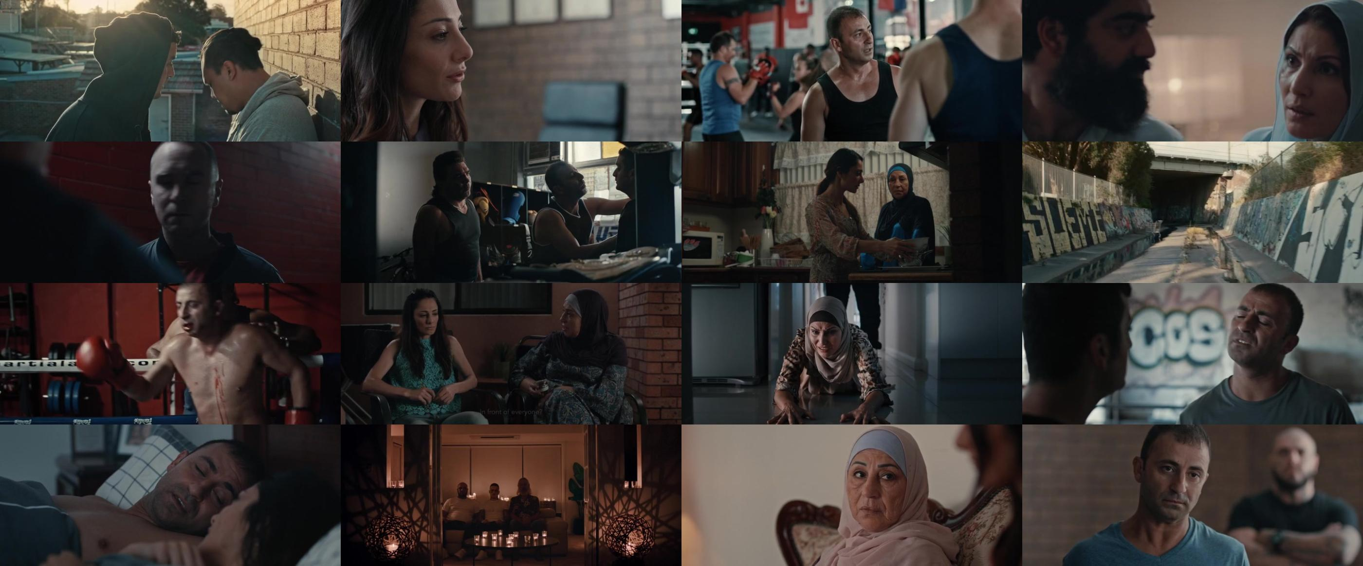 The Combination Redemption 2019 HDRip XviD AC3 EVO