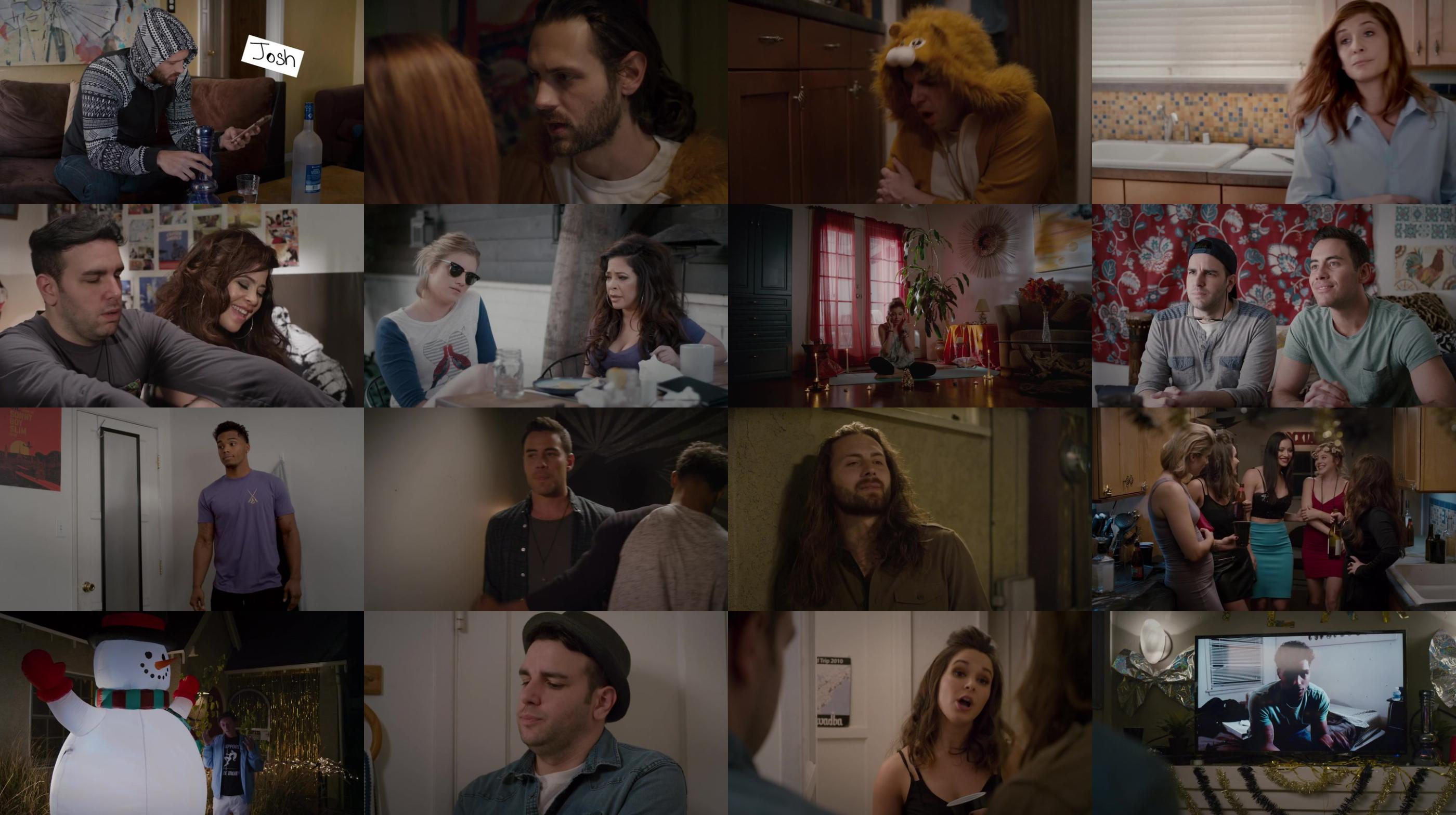 1 2 New Year 2019 HDRip XviD AC3 EVO