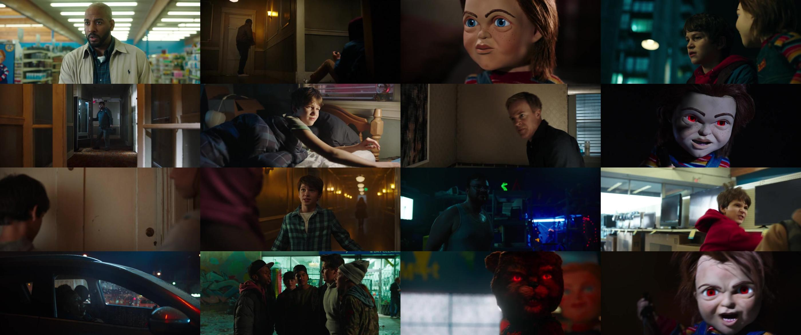 Childs Play 2019 WEB DL XviD AC3 FGT
