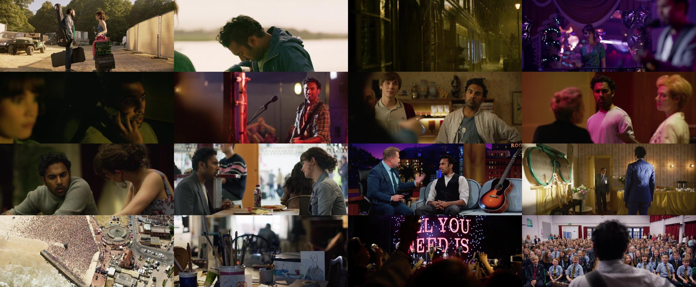 Yesterday 2019 WEB DL x264 FGT