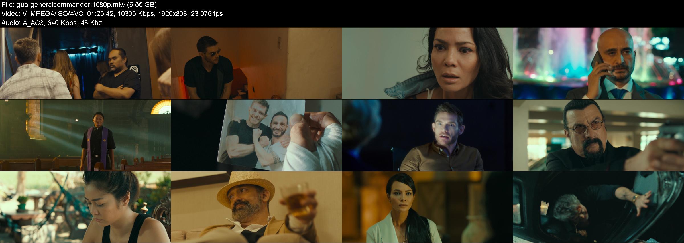 General Commander 2019 1080p BluRay x264-GUACAMOLE