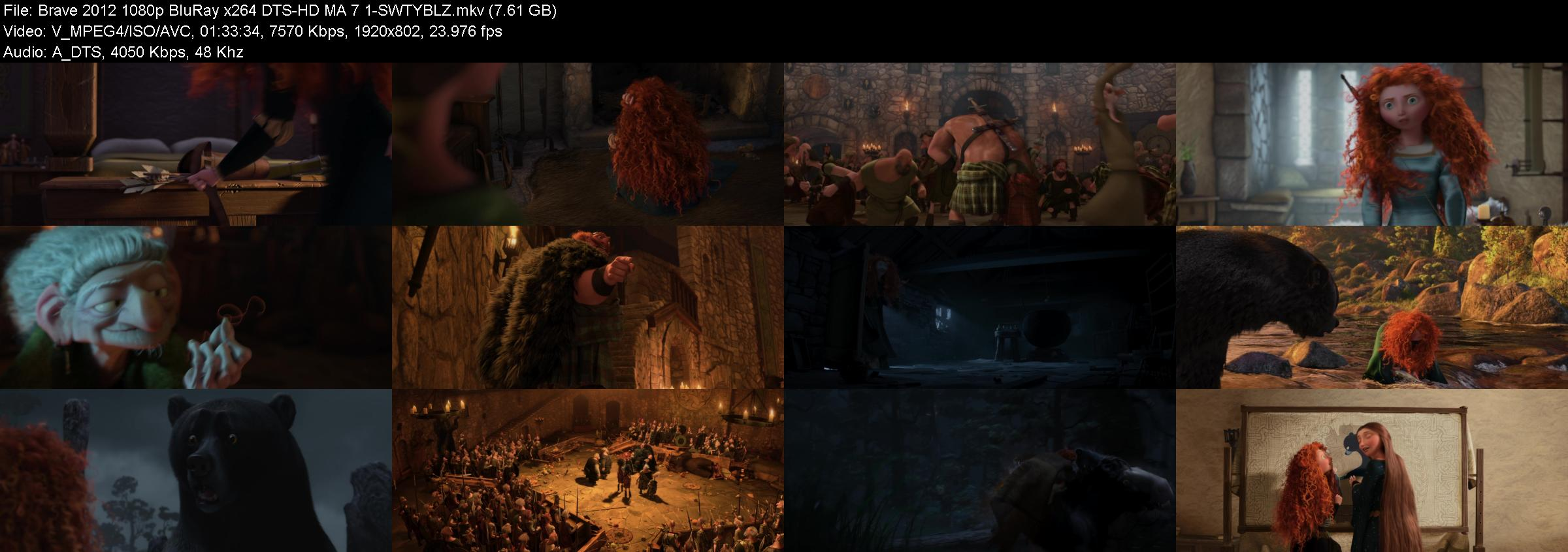 Brave 2012 1080p BluRay x264 DTS-HD MA 7 1-SWTYBLZ