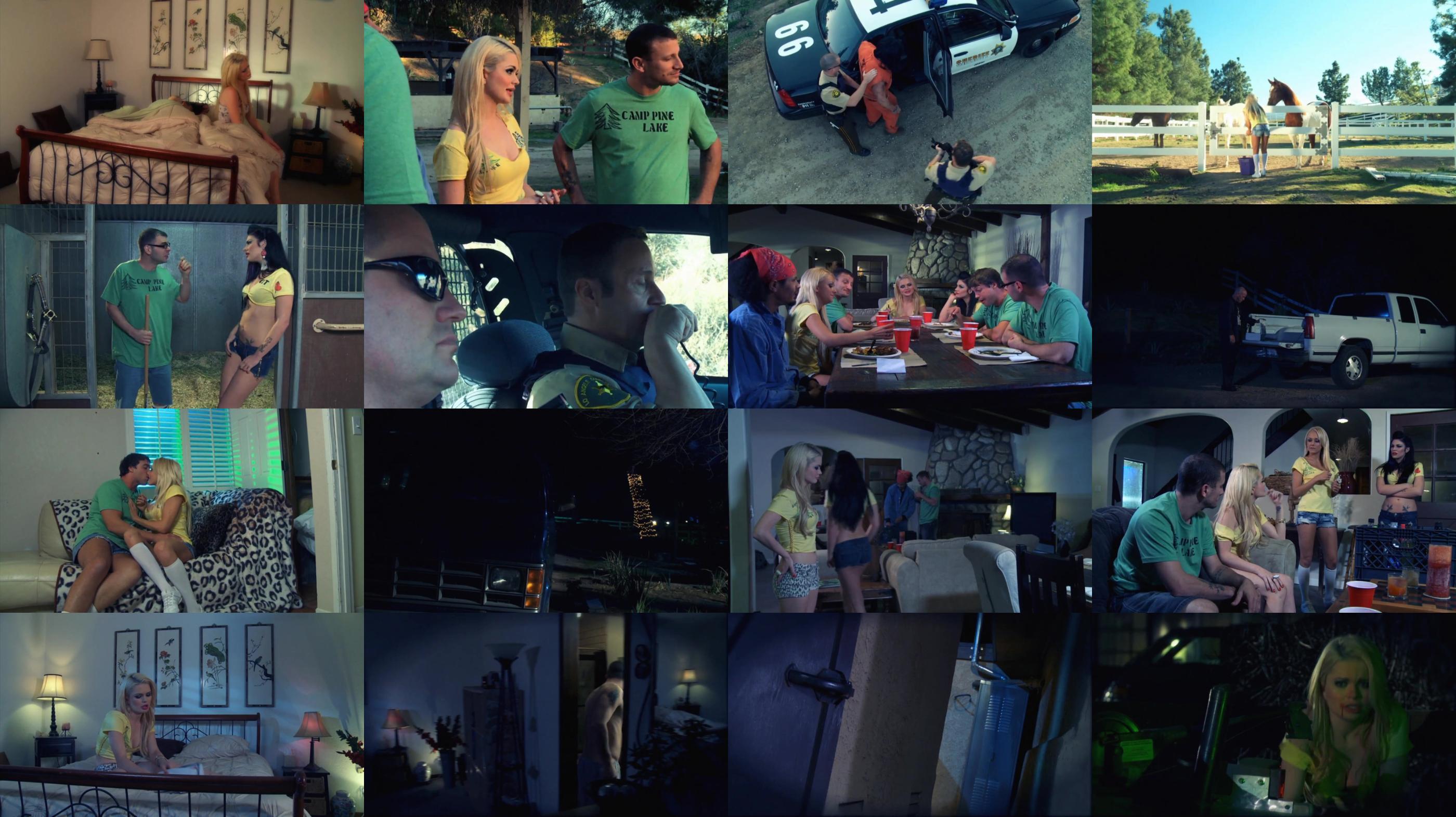 Summer Lake Massacre (2017) HDRip x264   SHADOW