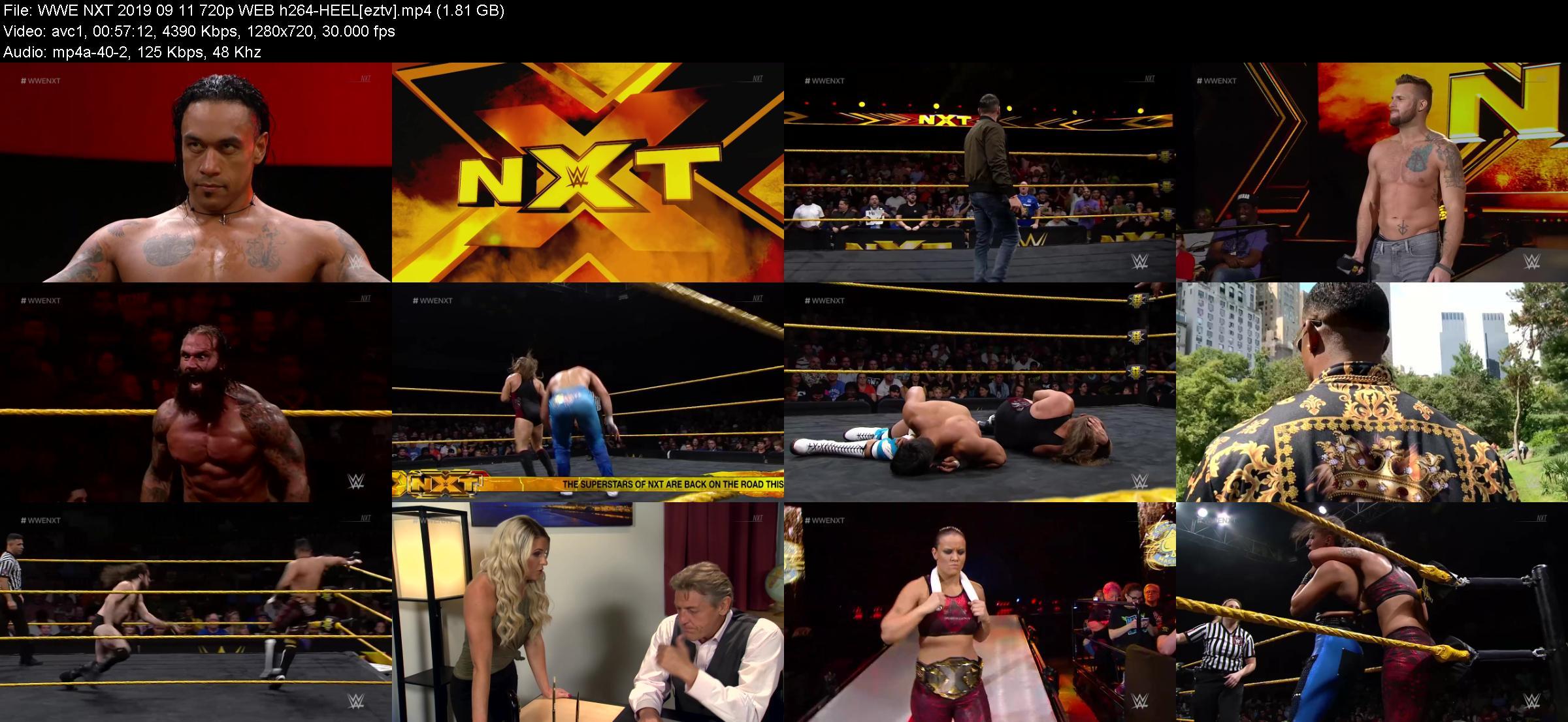 WWE NXT 2019 09 11 720p WEB h264-HEEL