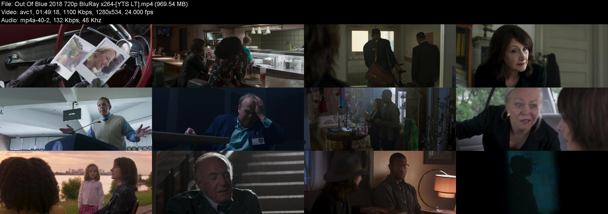 Out Of Blue (2018) BluRay 720p YIFY