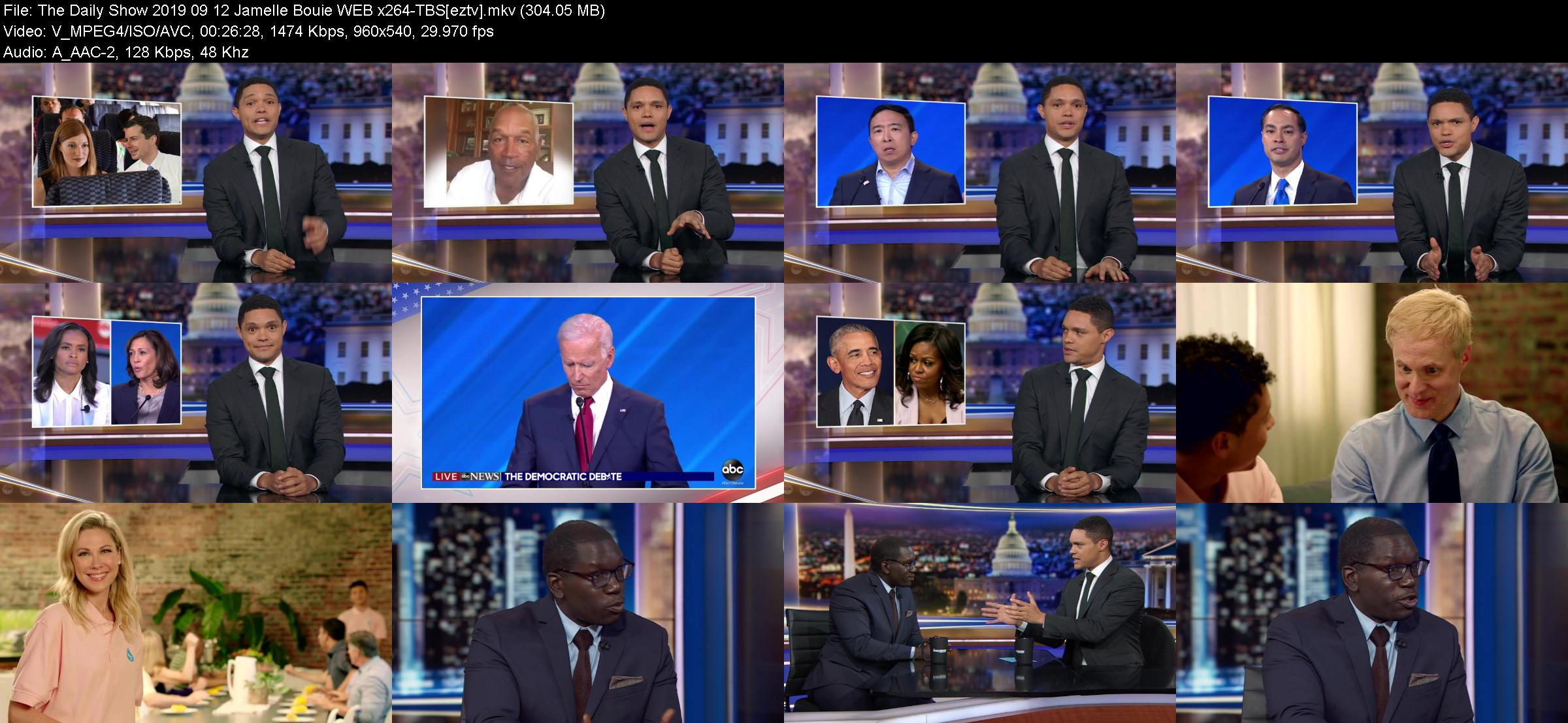 The Daily Show 2019 09 12 Jamelle Bouie WEB x264-TBS
