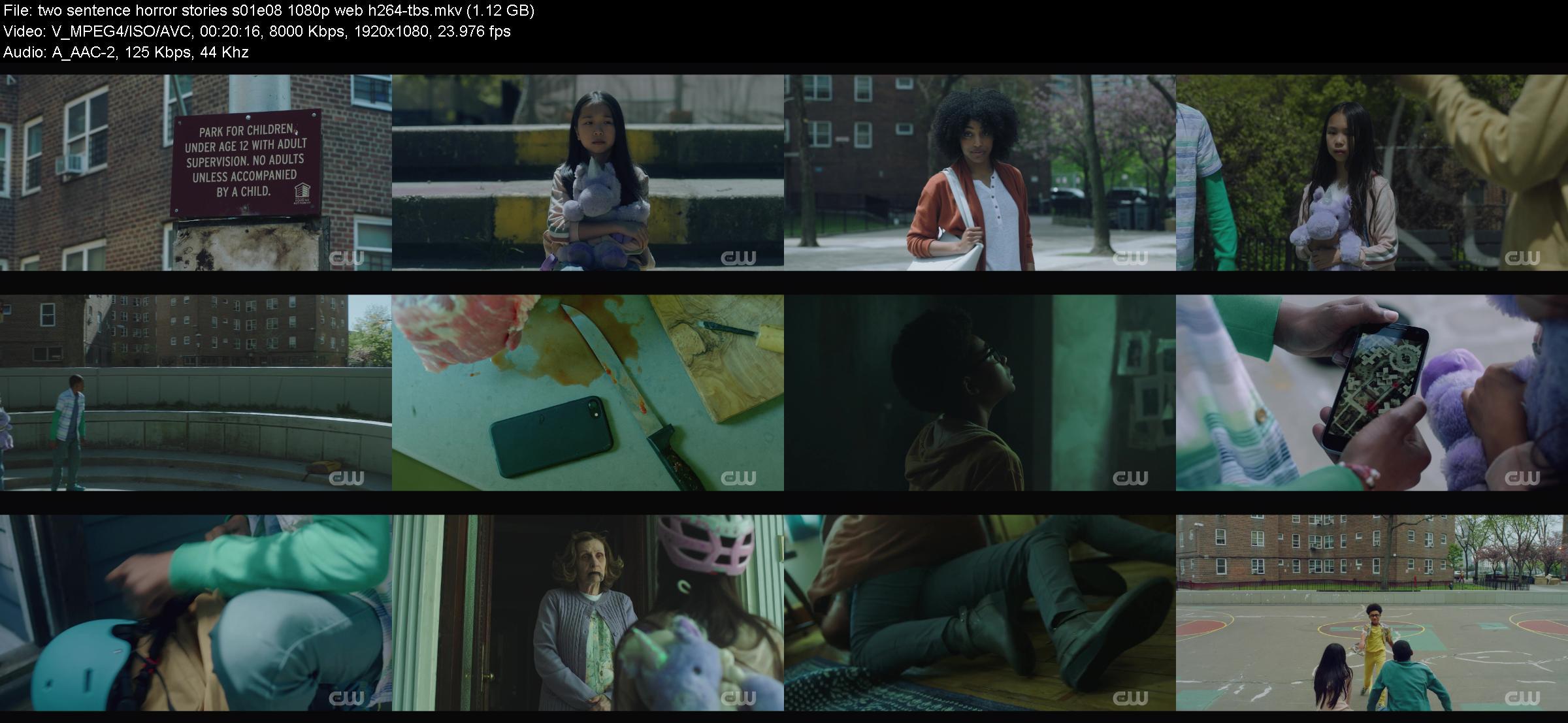 Two Sentence Horror Stories S01E08 1080p WEB h264-TBS