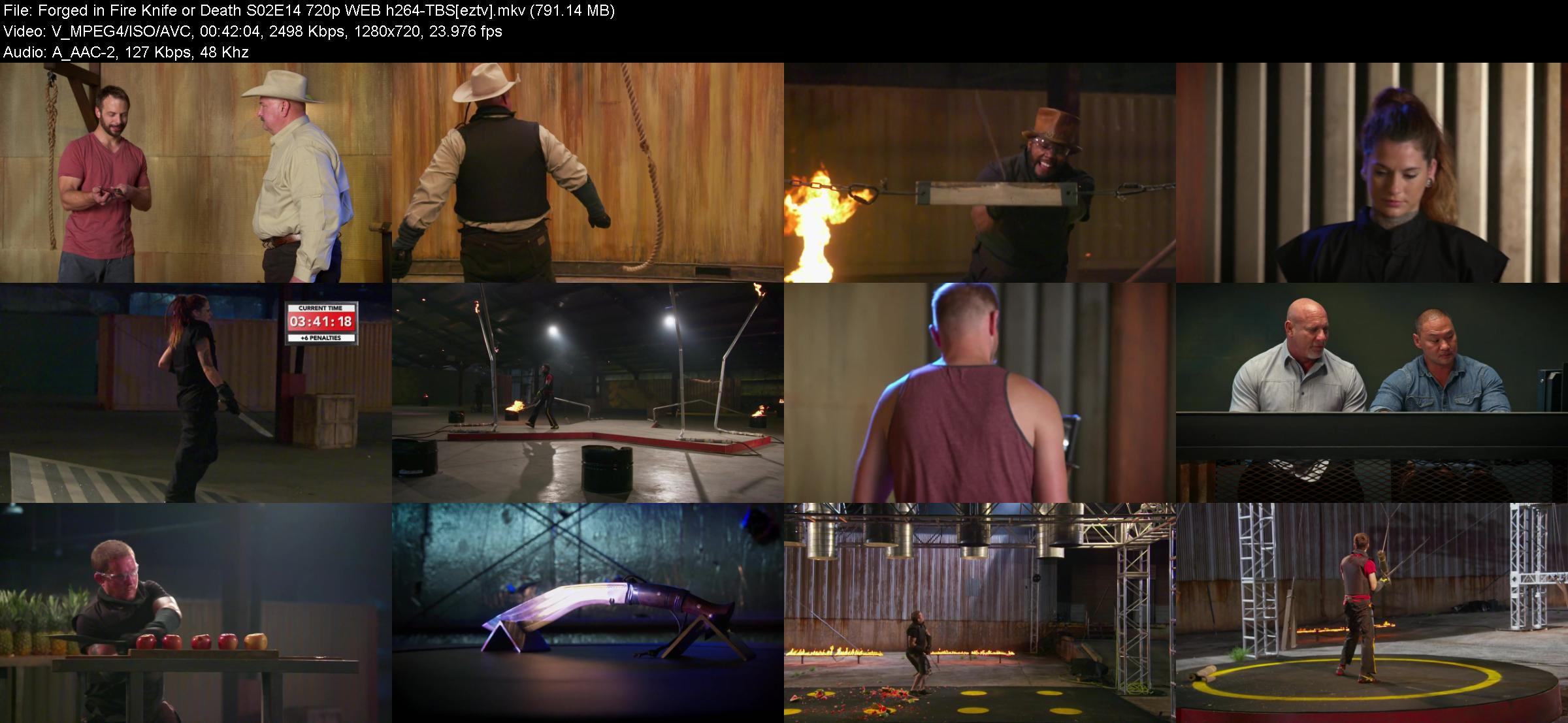 Forged in Fire Knife or Death S02E14 720p WEB h264-TBS