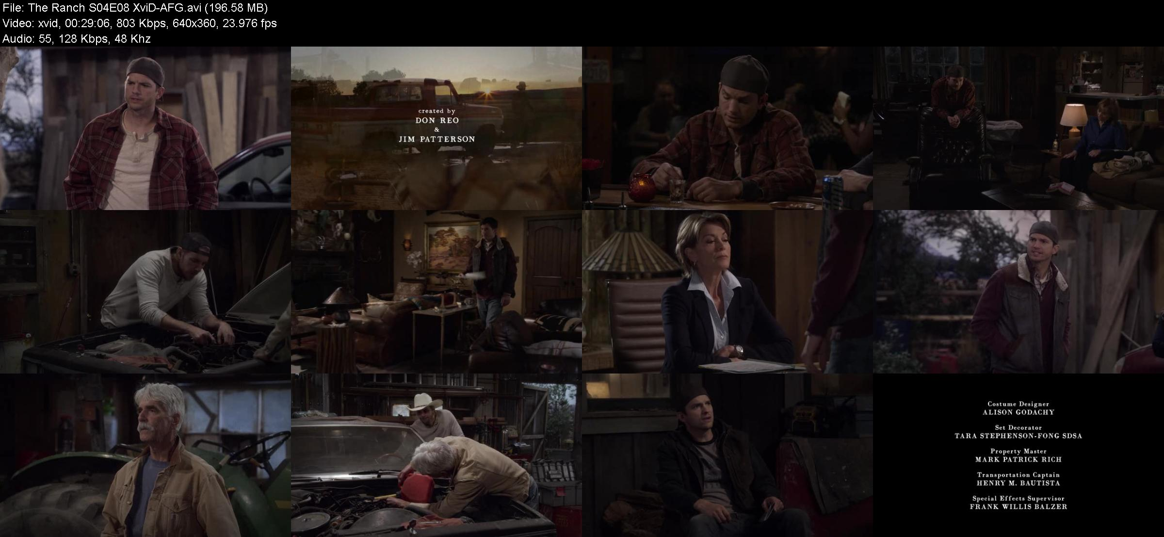 The Ranch S04E08 XviD-AFG