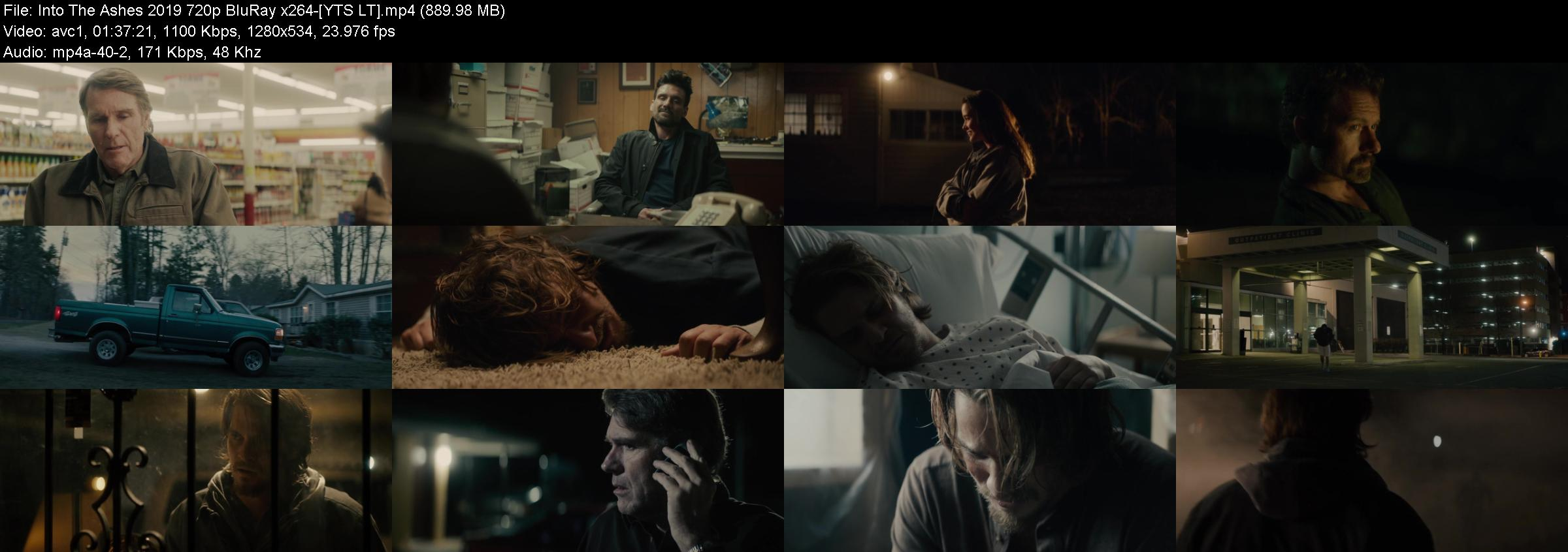 Into The Ashes (2019) BluRay 720p YIFY