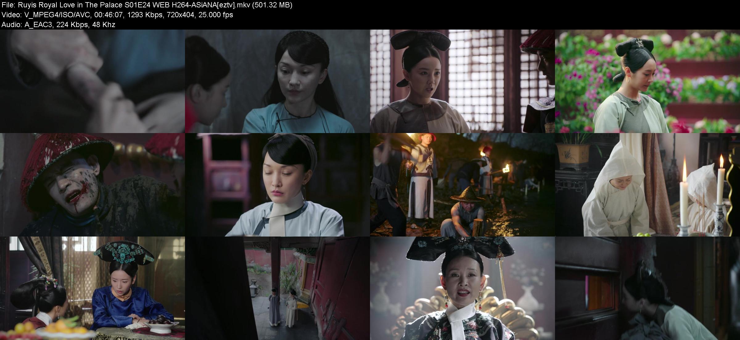 Ruyis Royal Love in The Palace S01E24 WEB H264-ASiANA