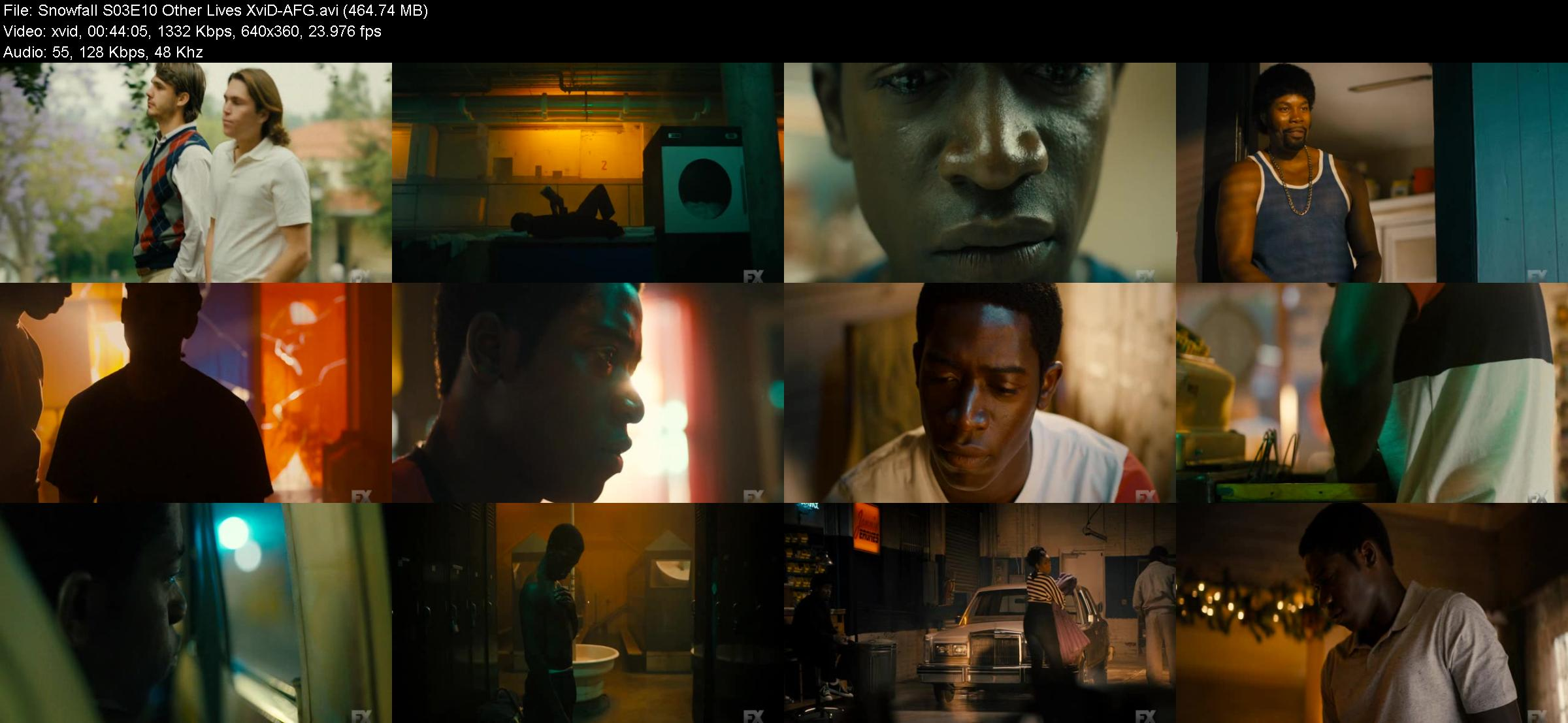 Snowfall S03E10 Other Lives XviD AFG